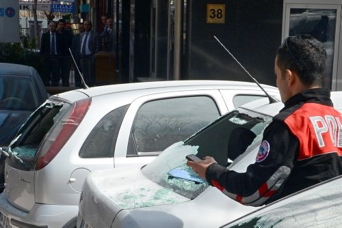 Haber-İş Sendikası'na silahlı saldırı