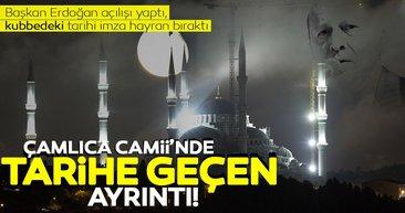Son dakika! Ve Çamlıca Camii açıldı! İşte Türkiye'nin en büyüğü, İstanbul'un yeni vitrini Çamlıca Camii