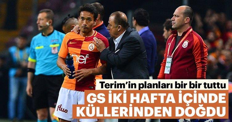 Fatih Terim'den Galatasaray'a doğru tedavi
