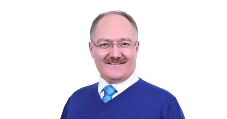 Sivas'ta yeni başkan AK Parti'li Hilmi Bilgin