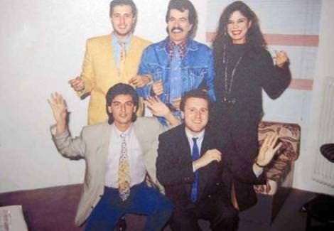 Bir zamanların müzik grupları