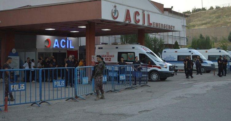 SON DAKİKA: Şırnak'ta üs bölgesine hain saldırı!