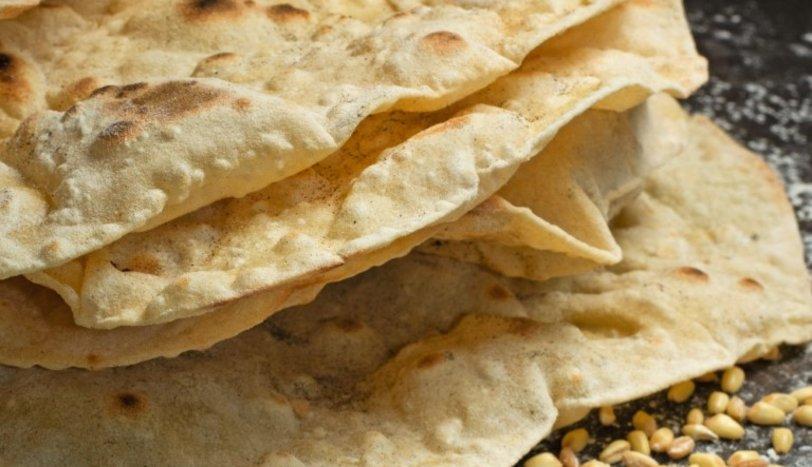 Lavaş ekmek