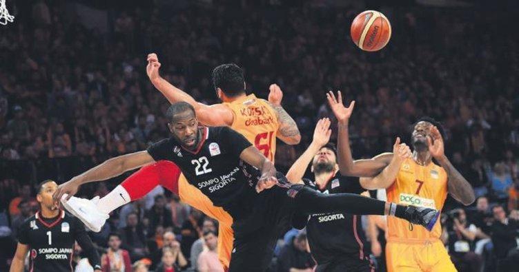 Galatasaray'dan Kartal'a geçit yok