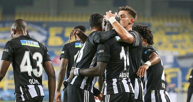 Beşiktaş'tan Fenerbahçe'ye galibiyet sonrası gönderme