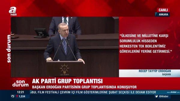 Cumhurbaşkanı Erdoğan'dan 'Reform' açıklaması | Video
