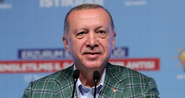 Başkan Recep Tayyip Erdoğan'dan Türkiye rekoru kıran Şahika Encümen'e tebrik