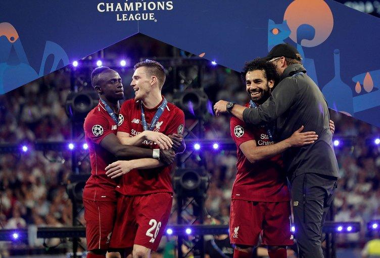 Liverpool Şampiyonlar Ligi Şampiyon oldu, Jürgen Klopp gözyaşlarına boğuldu