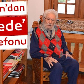 Başkan Erdoğan'dan Toprak Dede için taziye telefonu