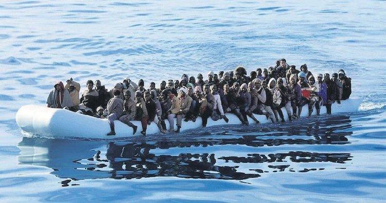 Libya'da göçmen faciası: 100 ölü