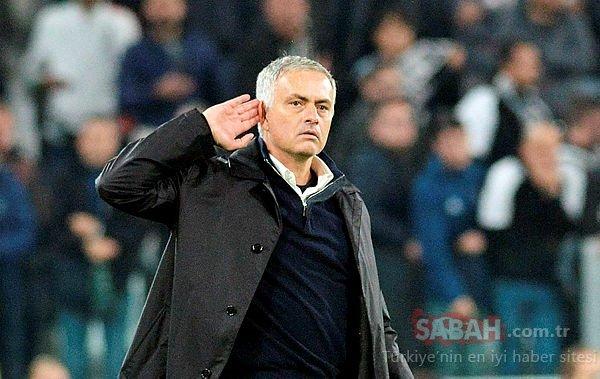 Mourinho ortalığı karıştırdı!
