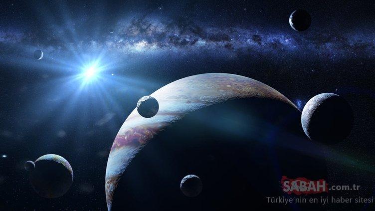 NASA'nın fotoğrafında ortaya çıktı! Jüpiter'in uydusu hakkındaki iddia şoke etti
