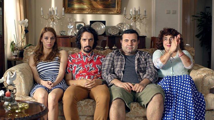 Hayalet Dayı filminden kareler