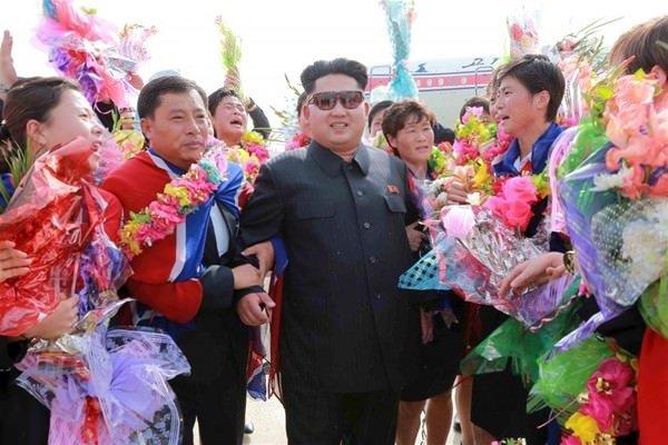 Kim'in kıyafet modası