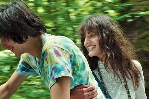 Direniş Günlerinde Aşk  filminden kareler