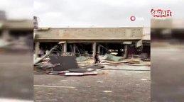 Suudi Arabistan'da restoranda patlama: 1 ölü   Video