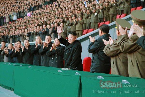 Kuzey Kore'den tüm dünyayı şok eden haber! Karısının asıl mesleği ne?