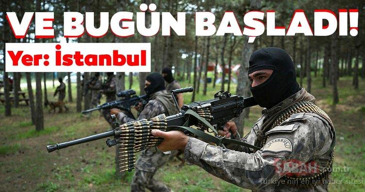 İstanbul'un ormanları için harekete geçildi! Doğa devriyesi iş başı yaptı...