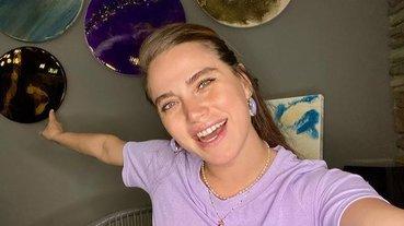 Oyuncu Ceyda Ateş'in kızı Talia kocaman gülüşü ile kalpleri ısıttı! Miami'de yaşayan Ceyda Ateş renkli hayatı ile dikkat çekiyor...