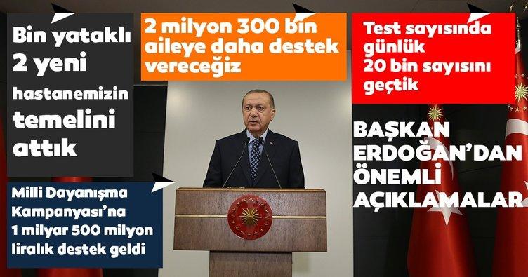 Son Dakika Haberi: Kabine zirvesi sona erdi! Başkan Erdoğan'dan flaş açıklamalar
