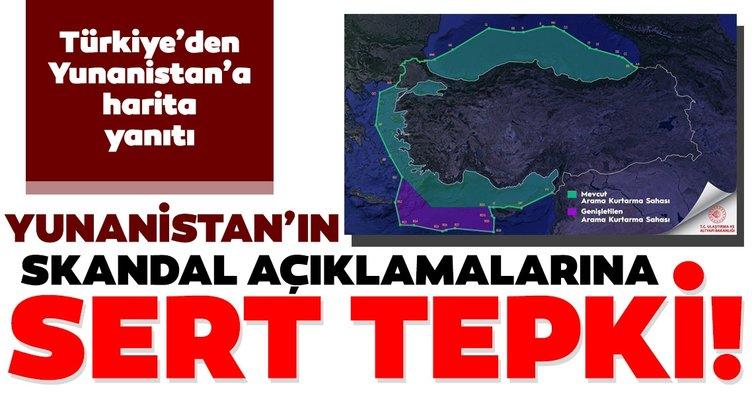 Son dakika | Türkiye'den Yunanistan'ın skandal açıklamalarına sert tepki!