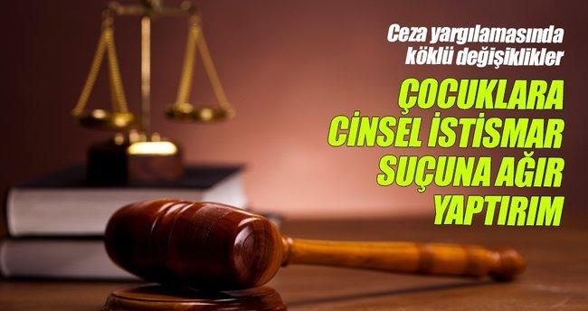 Ceza yargılamasında değişiklik Genel Kurulda kabul edildi