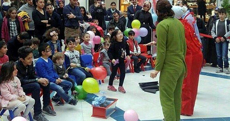 Barodan çocuk Hakları Günü Etkinliği Karadeniz Doğu Anadolu