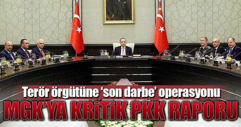 Terör örgütü PKK'ya 'son darbe' operasyonu