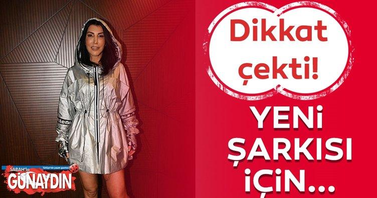 Hande Yener'in 19 yaş tarzı