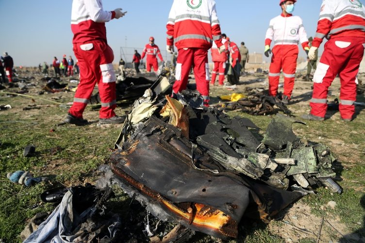 Düşen Ukrayna uçağı soruşturmasının ilk sonucu! 'Yapılan hata faciaya yol açtı'