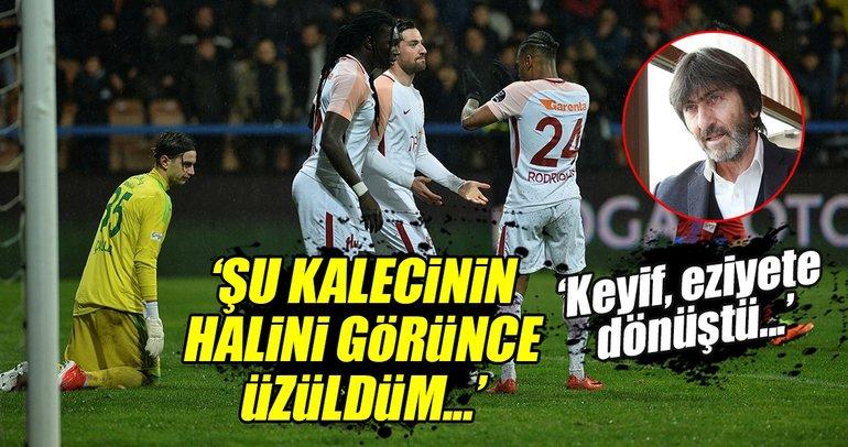 Rıdvan Dilmen'den Karabükspor-Galatasaray maçı değerlendirmesi