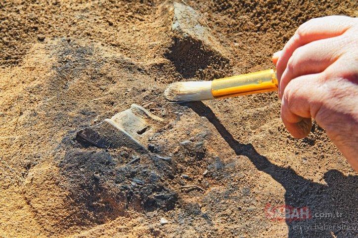 4400 yıl sonra ortaya çıkarıldı! Büyü yapmak için kullanıldığı düşünülüyor