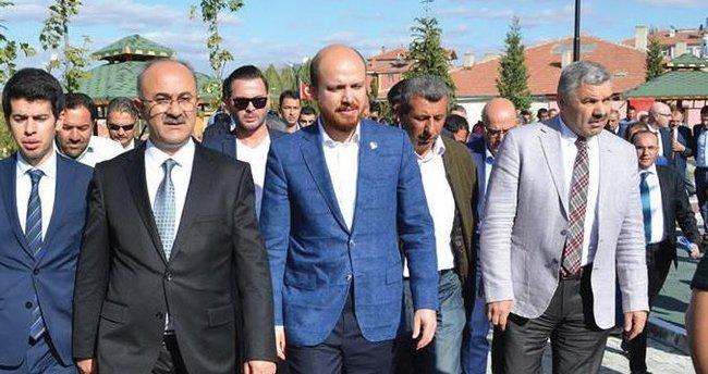 Şehit Cennet Yiğit Parkı Açıldı