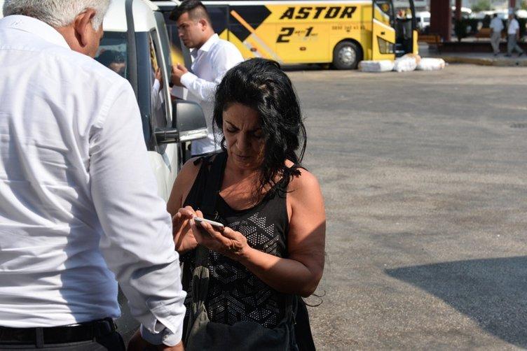 Muavinin yolcunun parasını çaldığı iddiası