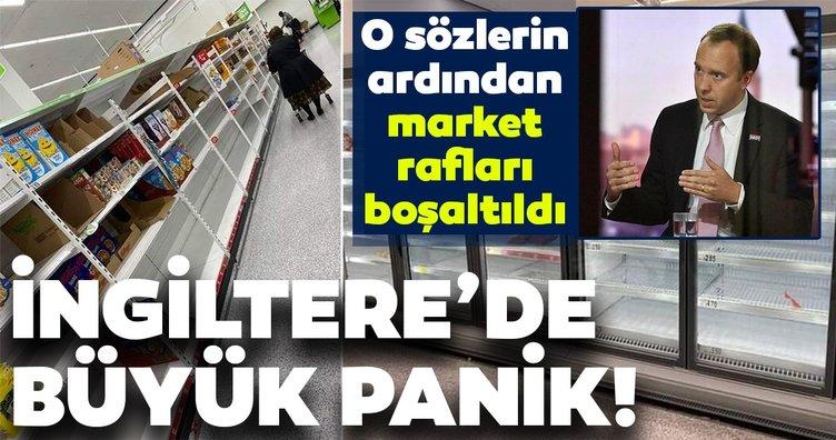 Son dakika haberi: Avrupa'da ikinci dalga kabusu! İngiltere'de ulusal karantina uyarısının ardından marketler boşaltıldı