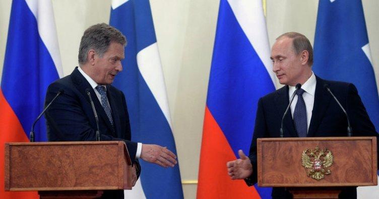 Rusya ve Finlandiya, ortak sınır protokolünü imzaladı!