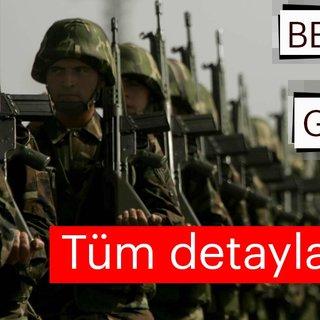 Bedelli askerlik ile ilgili son dakika haberi! Bedelli askerlik 28 gün kalkacak mı? TBMM'de görüşülecek