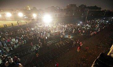 Raylarda festival seyri faciayla bitti: 50 ölü