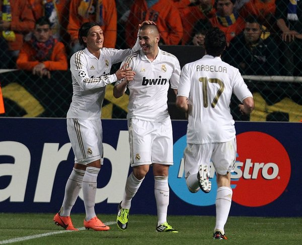 Real Madrid - Apoel