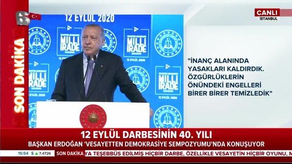 Son dakika: Cumhurbaşkanı Erdoğan'dan Macron'a sert tepki!