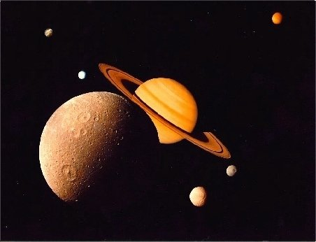 2010'un en önemli astronomi buluşları
