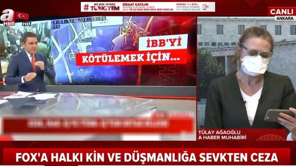 Son dakika: RTÜK'ten FOX TV'ye ceza! Fatih Portakal'ın halkı kin ve nefrete... | Video