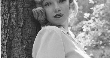 Marilyn Monroe 24 yaşında da güzel
