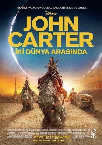John Carter: İki Dünya Arasında filminden kareler