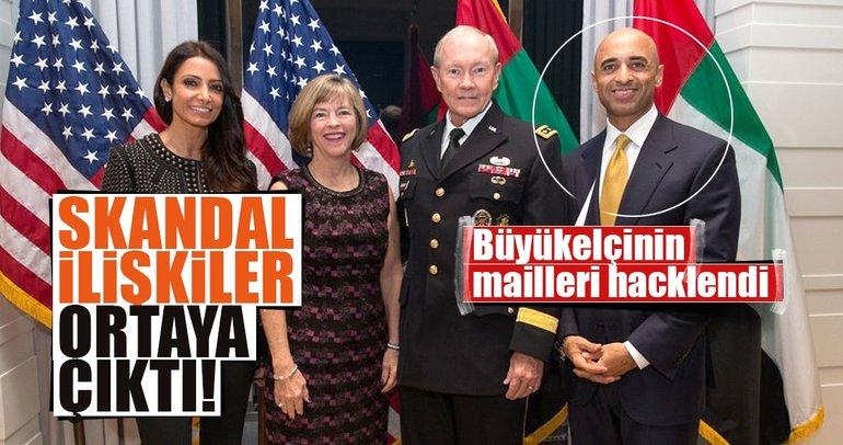 Büyükelçinin mailleri hacklendi... Skandal ilişkiler ortaya çıktı!