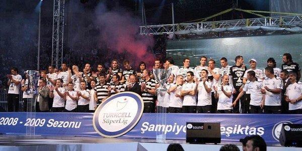 İnönü'de şampiyonluk kutlamaları