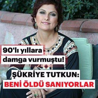 Türk halk müziğinin güçlü sesi Şükriye Tutkun: Beni öldü sanıyorlar