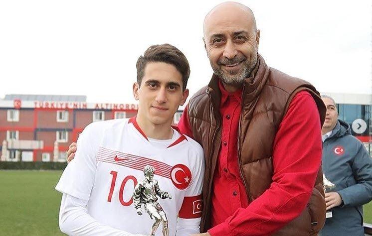 Fenerbahçe'nin genç yıldızı Ömer Faruk Beyaz'a Galatasaray talip oldu!