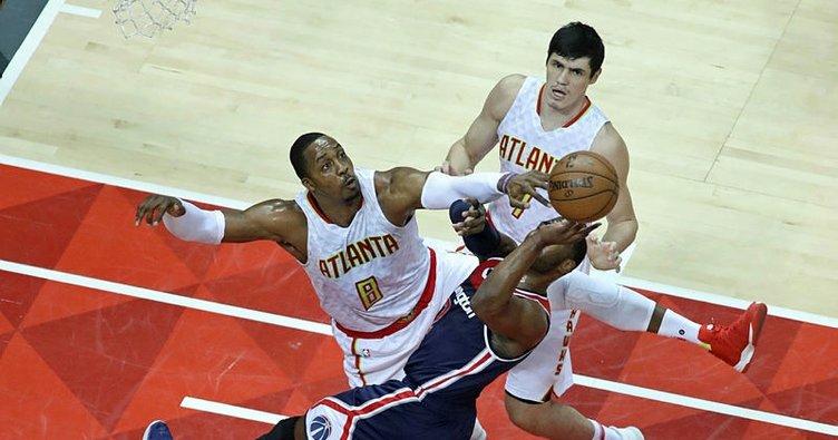 Ersan İlyasova'lı Hawks kaybetti