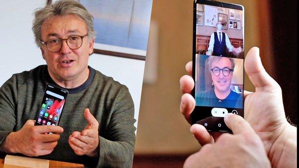 Samsung Galaxy S21 Ultra test ve özellikleri... | Video